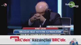 Ahmet Çakar: Malum Organımı Rasim'e Bağışlıyorum (Beyaz Futbol 15 Mayıs Pazar 2016)