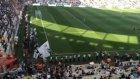 Beşiktaş Bandosu Vodafone Arena'yı Coşturdu