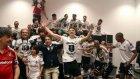 Beşiktaşlı Oyuncuların Şampiyonluk Kutlamaları