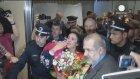 Kırımlı Jamala Kiev'de Kahramanlar Gibi Karşılandı