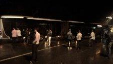 Söğütlüçeşme Metrobüs Durağı 00:50