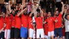 Zonguldakspor 2. Lig'e yükseldi