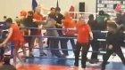 Azeri Ve Ermeni Kung Fu'cular Birbirine Girdi