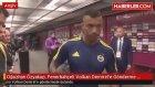 Beşiktaşlı  Oğuzhan Özyakup, Fenerbahçeli Volkan Demirel'e Gönderme Yaptı