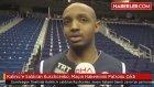 Kalinic'e Saldıran Kuschcenko, Maçın Hakeminin Patronu Çıktı - Euroleague
