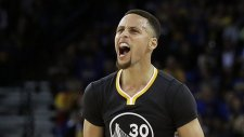 Stephen Curry'nin Isınma Hareketleri