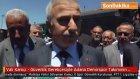 Güvenlik Gerekçesiyle Adana Demirspor Takımının Kentten Ayrılması - Vali Kamçı