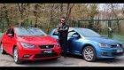 Karşılaştırma - VW Golf vs Seat Leon