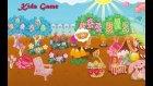 Rosita Fresita Feria Gastronómica Jardim Doces Parte 3 Español Kids Game - Çizgi Film Dünyası