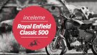 Royal Enfield Classic 500 Battle Green Test sürüşü | 14.05.2016 Test Günü - Motovlog