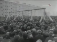 Nazi Subaylarının Asılışı - Leningrad (1941)