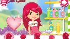 Strawberry Shortcake Berry Fest Party Part 1 Kids Game