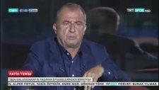 Terim'den Galatasaray Cevabı