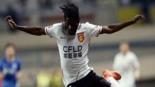 Gervinho'dan Çin Ligi'ni Sallayan Gol