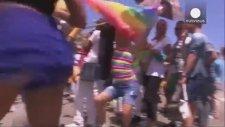 Küba'da LGBT Yürüyüşü