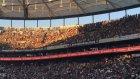 Vodafone Arena'daki Taraftarlar Kupa Törenini Bekliyor