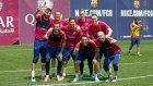Barcelona'da Sevilla maçı hazırlıkları