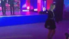 Rusya Dışişleri Bakanlığı Sözcüsü Mariya Zaharova dans performansı