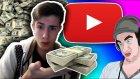 Youtube'dan Para Kazanmaya Başladık!! | Bir Youtuberin Hayatı (Youtuber's Life) #2 - Tto