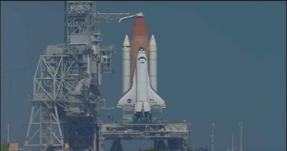 Nasa Space Shuttle Endeavour Launch | İzlesene.com