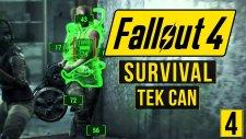 Tek Can - Survival Zorluk - Fallout 4 - #4 (Assasin Build) - Yeşil Devin Maceraları