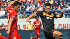 Chicago 1-0 Houston Dynamo - Maç Özeti izle (22 Mayıs Pazar 2016)