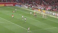 Japonya'da atılan sıra dışı gol