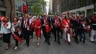 New York'ta Türk Günü Yürüyüşü Düzenlendi
