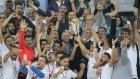 PTT 1. Lig'e Yükselen Bandırmaspor, Kupasını Aldı