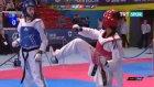 Tekvandoda İrem Yaman Avrupa Şampiyonu