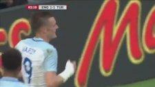 İngiltere 2-1 Türkiye / Gol: Jamie Vardy (22 Mayıs Pazar 2016)