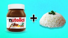 Nutellalı Pilav Yaptık - Oha Diyorum Mutfakta - Oha Diyorum