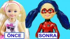 Barbie Chelsea'den Mucize Uğur Böceği Yapımı | Nasıl Yapılır | EvcilikTV