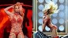 Britney Spears'ın Direk Dansı Billboard Müzik Ödül Törenine Damga Vurdu