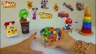 M&m's İle Renkleri Öğrenelim! Süper Eğlenceli Renkli Oyunlar Toystv'de!