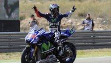MotoGP'de inanılmaz final