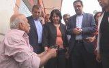 Sur Esnafından HDP'ye Hainler Evimizi Başımıza Yıktınız