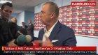 Türkiye A Milli Takımı, İngiltere'ye 2-1 Mağlup Oldu  - Fatih Terim