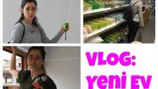 Vlog: Yeni Ev! 1 - Cilt Bakımı
