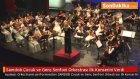 Samsun Devlet Opera ve Balesi Çocuk ve Genç Senfoni Orkestrası İlk Konserini Verdi