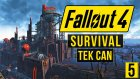 Tek Can - Survival Zorluk - Fallout 4 - #5 (Assasin Build)