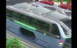 1200 Yolcu Kapasiteli Otobüs  Çin