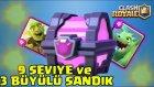 Clash Royale Buyulu Sandik 3 Tane Ve 9 Seviye