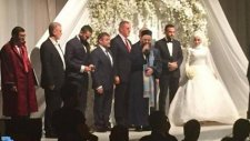 Cübbeli Ahmet Hoca'nın Kızı Yüsra Ünlü Esat Palazoğlu ile Evlendi
