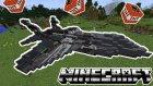 Minecraft Modsuz Savaş Jeti Yapımı!