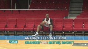 Granger'den Müthiş Basket