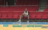 Granger'in Oturduğu Yerden Basket Atması