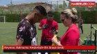 Neymar, Balmumu Heykeliyle Bir Araya Geldi