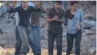 Nusaybin'de 25 Teröristin Teslim Olma Anı
