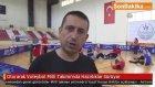 Oturarak Voleybol Milli Takımı'nda Hazırlıklar Sürüyor